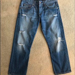 Adriano Goldschmied Crop Jeans Size 29/26